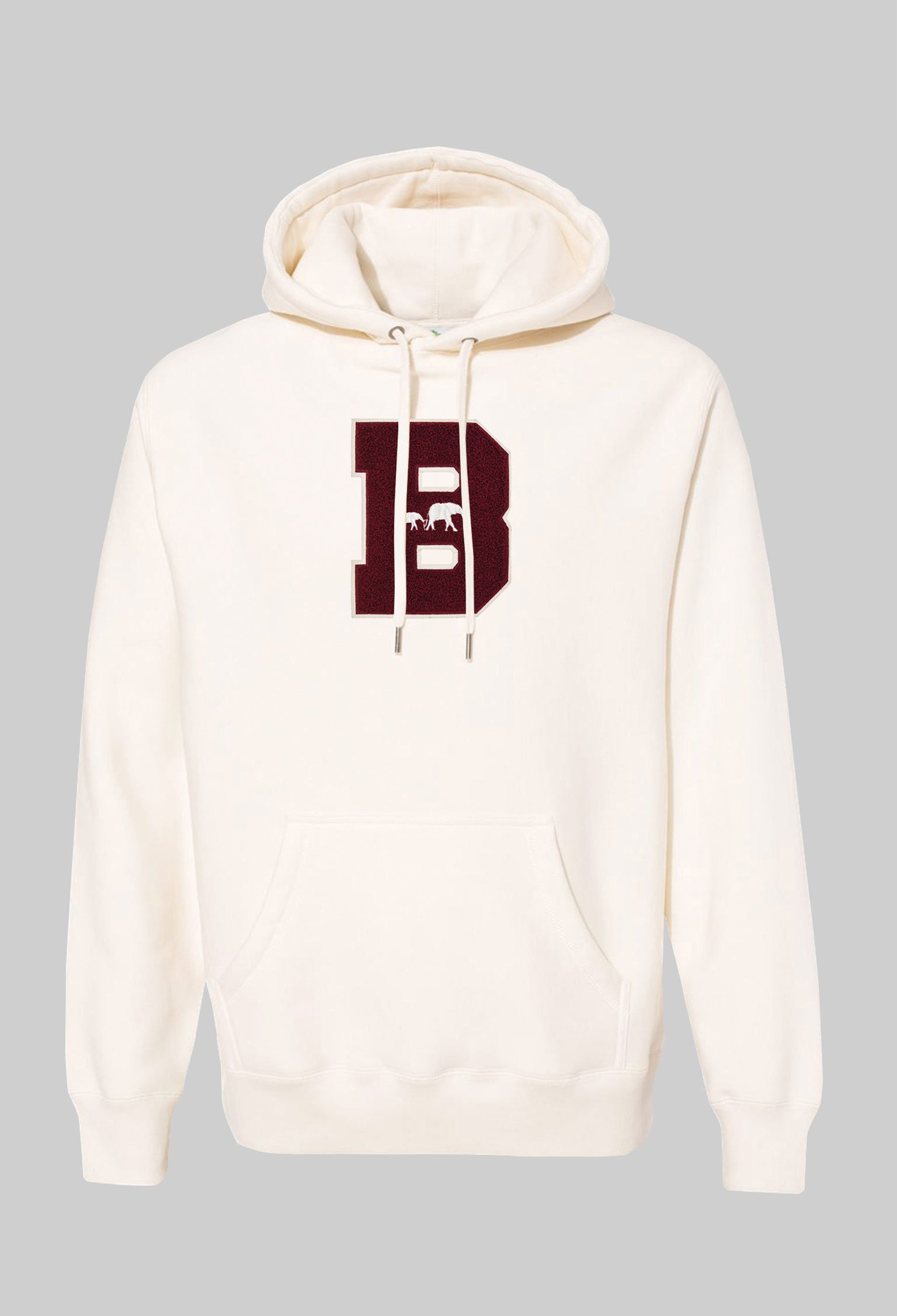 "NEW! ""20/20 Classic B Hoody"" (Natural)"
