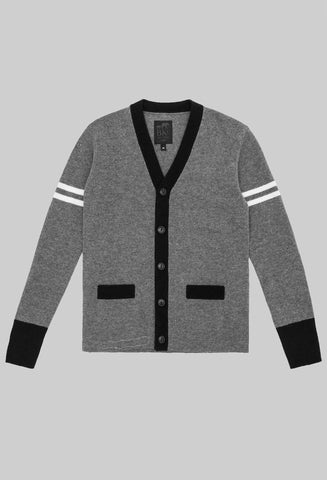 "RETRO ""Uniform Cardigan"" knit"