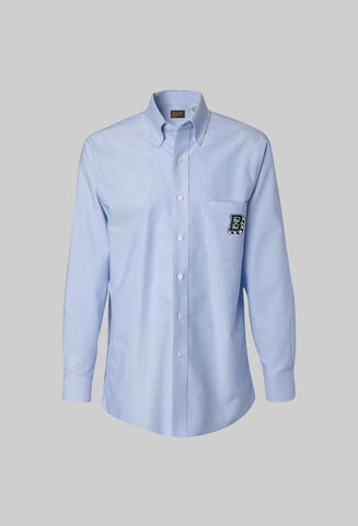 "Light Blue BKc ""Oxford"" Shirt"