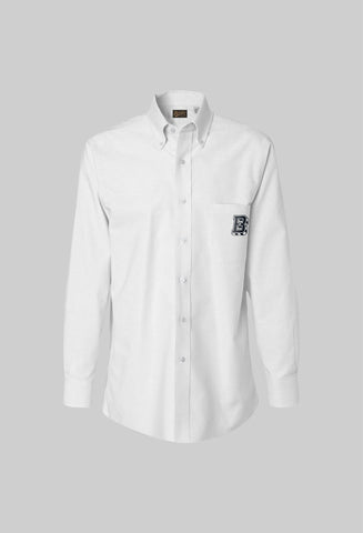 "White BKc ""Oxford"" Shirt"