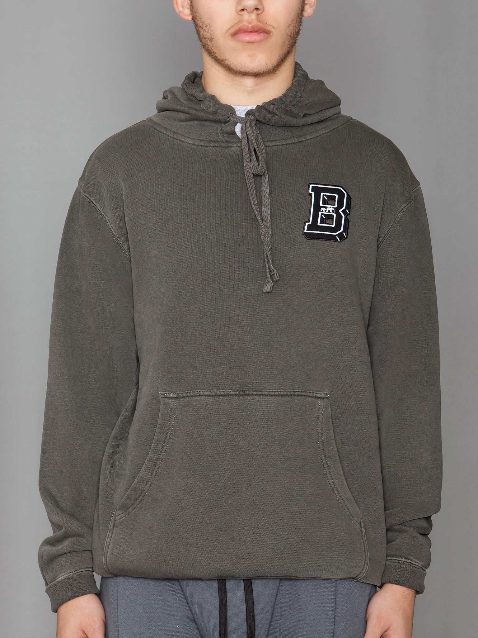 "BKc  ""Gray Panther"" Hoodie"