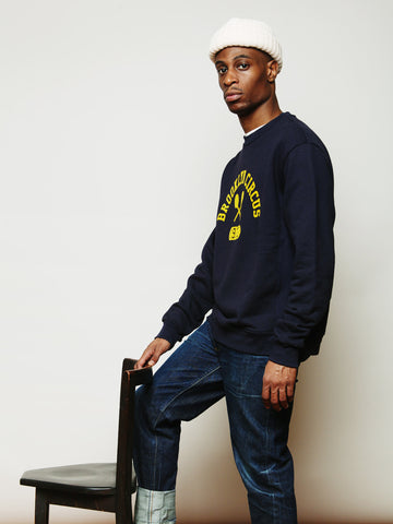 "BKc ""BKLYN Tennis Club"" Sweatshirt"