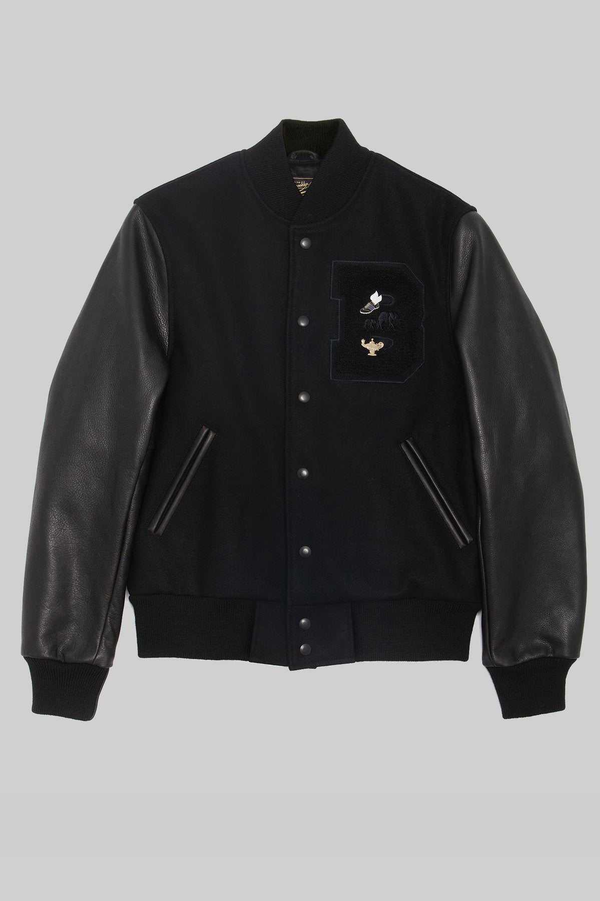FINAL RELEASE: BKc Triple Black Bomber Varsity (S-3XL)