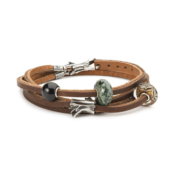 Adventurous Leather Bracelet - BOM Bracelet