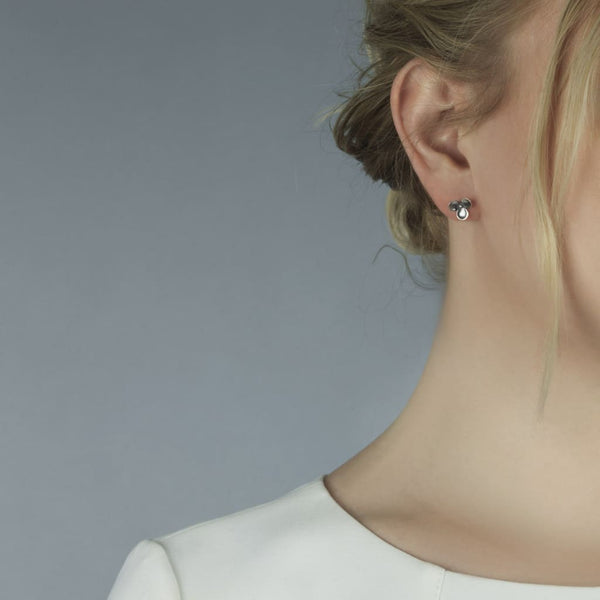 Blooming Katniss Studs - Earring