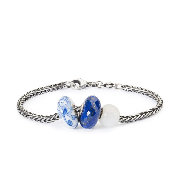 Brush of Blue Bracelet - BOM Bracelet