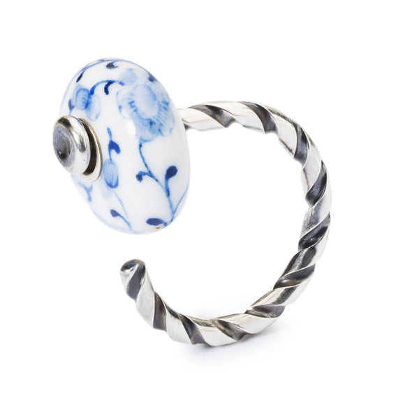 Brush of Blue Ring - BOM Ring