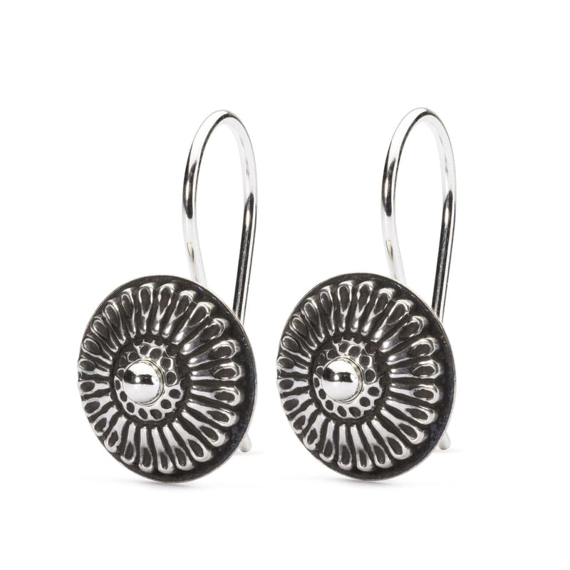 Daisy Donut Earrings with Silver Earring Hooks - BOM Earring