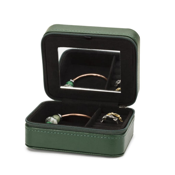 Dark Green Jewellery Box - Box