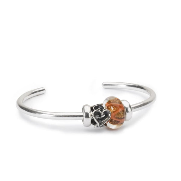 Devoted Heart Bangle - BOM Bangle