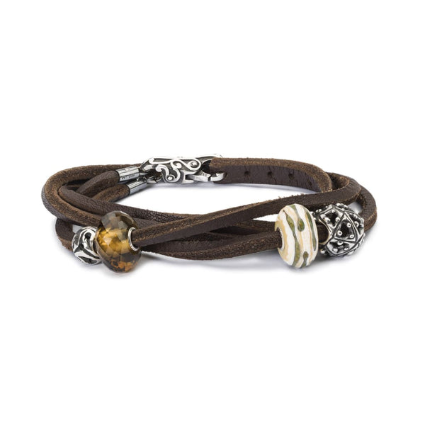 Endless Opportunities Leather Bracelet - BOM Bracelet