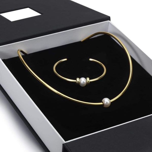 Exclusive Gold Bangle Gift Set - BOM Bangle