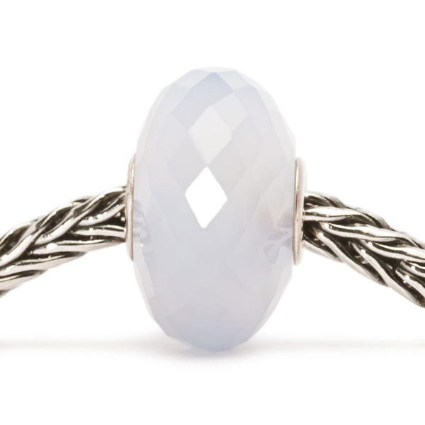 Faceted Chalcedony - Bead/Link