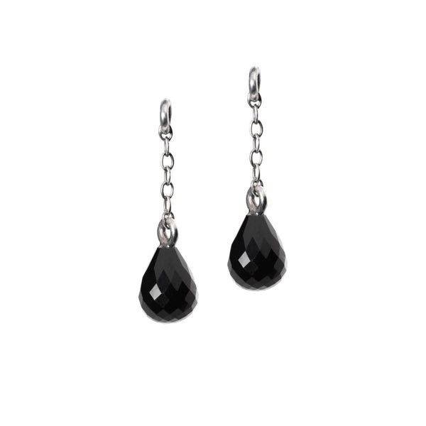 Fancy Facet Drops - Earring
