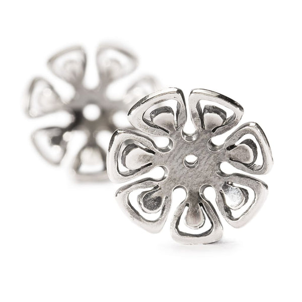 Graphic Flower - Earring