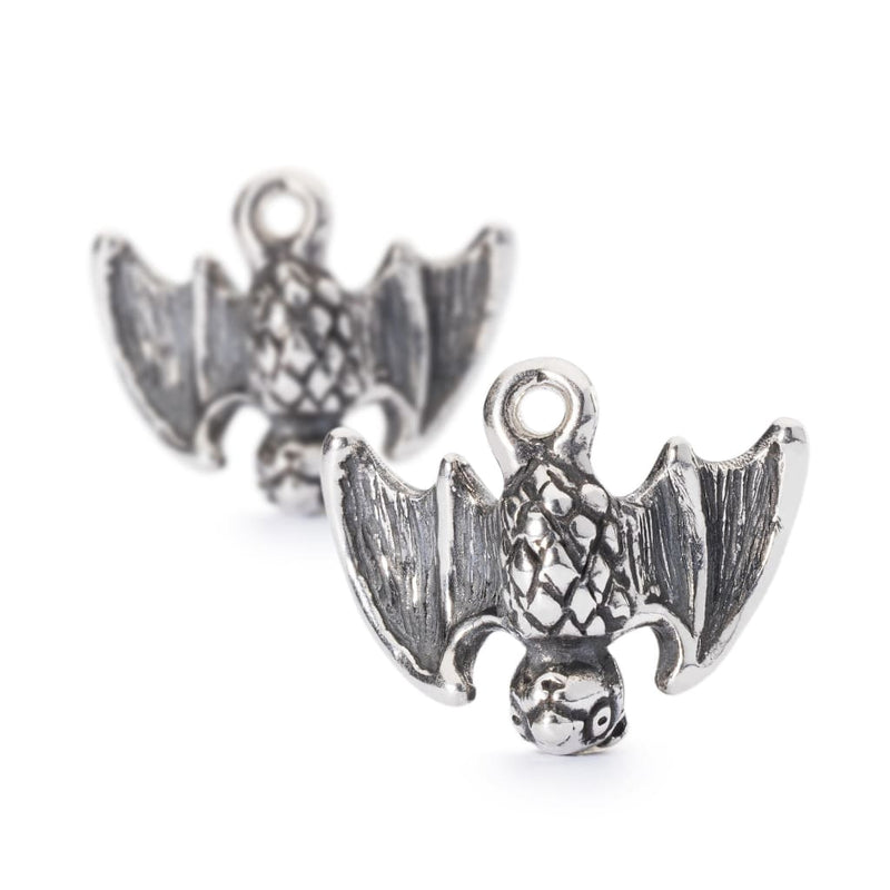 Happy Bats Earrings with Silver Earring Hooks - BOM Earring