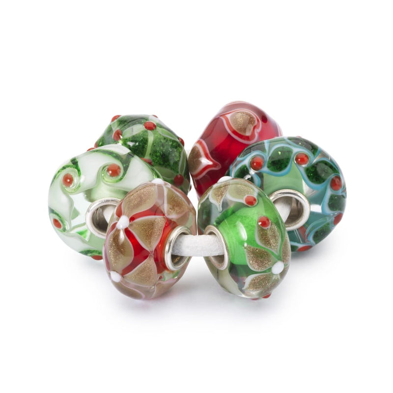 Holly Jolly Kit - Bead/Link