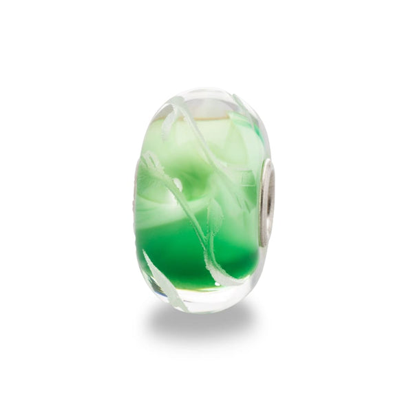 Lime Leaves - Bead/Link