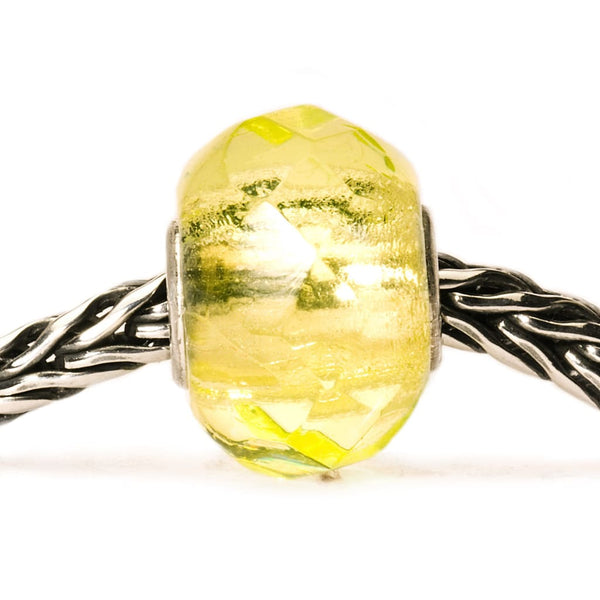 Lime Prism - Bead/Link