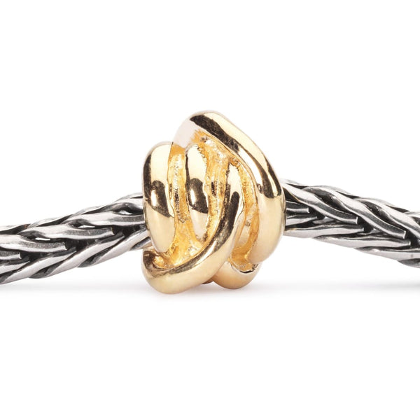 Lucky Knot Gold - Bead/Link
