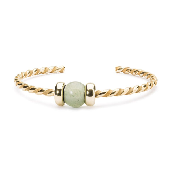 Ocean Treasures Gold Bangle - BOM Bangle