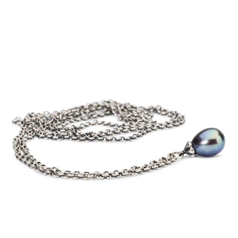 Peacock Pearl Necklace - BOM Necklace