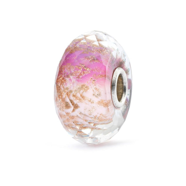 Pink Delight Facet - Bead/Link