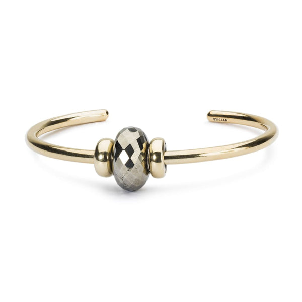 Pyrite Gold Bangle - BOM Bangle