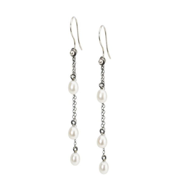 Raining Pearls Earrings - BOM Earring