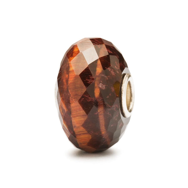 Red Tiger Eye - Bead/Link