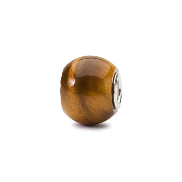 Round Tiger Eye - Bead/Link
