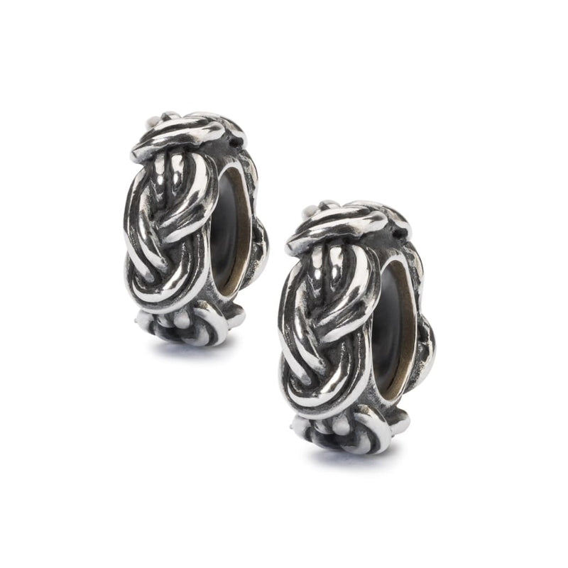 Savoy Knot Spacer (2 pcs) - BOM Beads