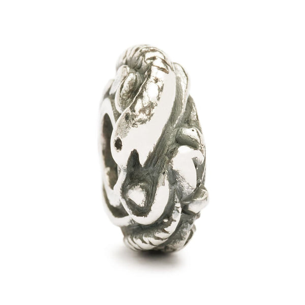 Snake Silver - Bead/Link