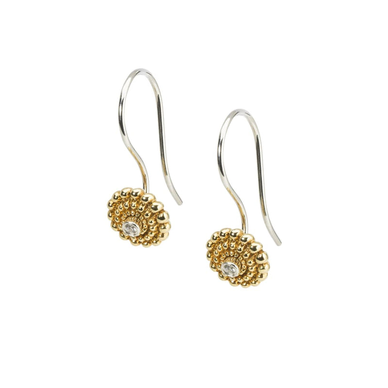 Sparkles of Gold Earrings - BOM Earring