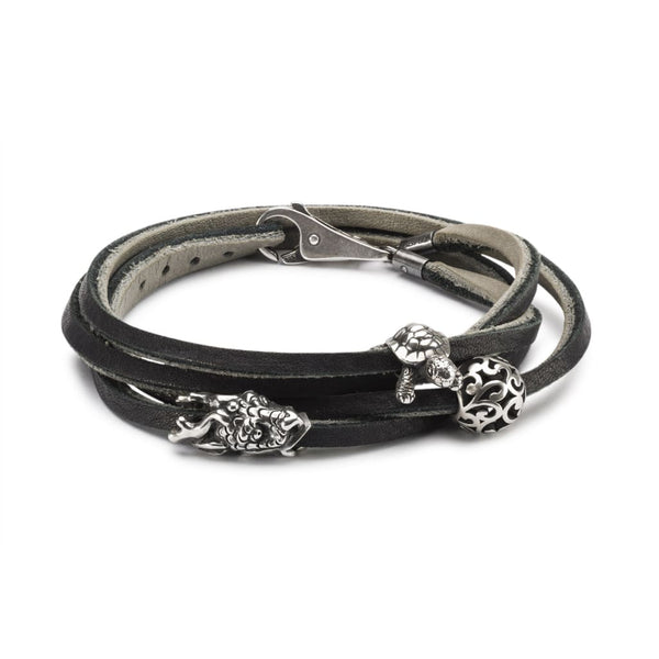 Spiritual Change Leather Bracelet - BOM Bracelet