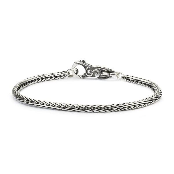 Sterling Silver Bracelet with Soft Wind of Change Lock - BOM