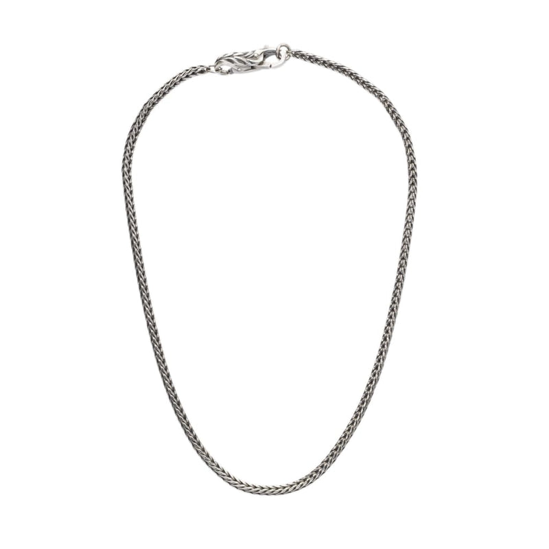 Sterling Silver Necklace - Necklace