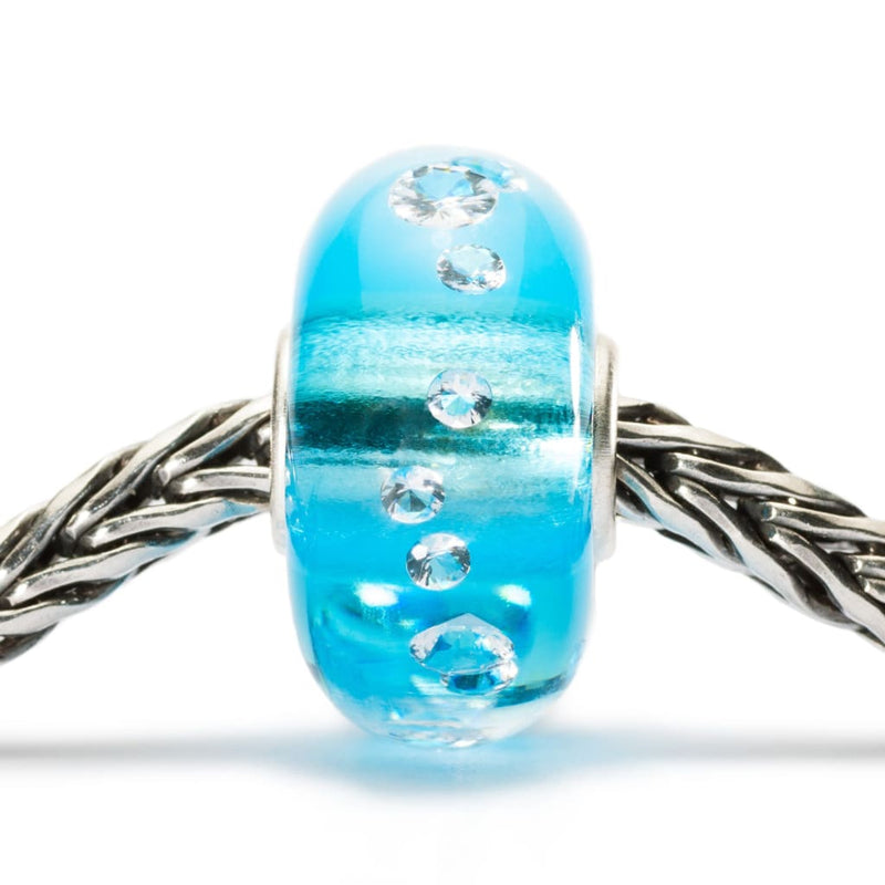 The Diamond Bead Iceblue - Bead/Link