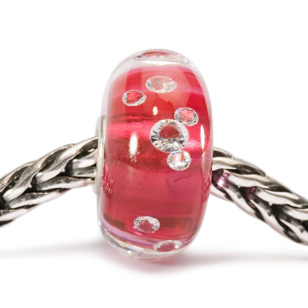 The Diamond Bead Pink - Bead/Link