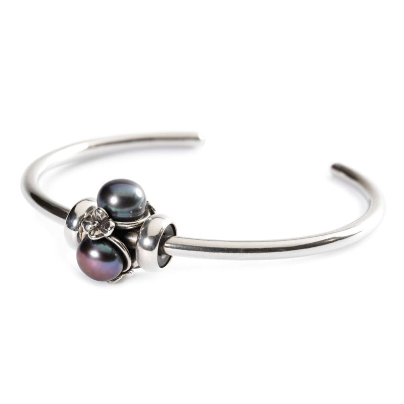 Triple Pearl Black - Bead/Link