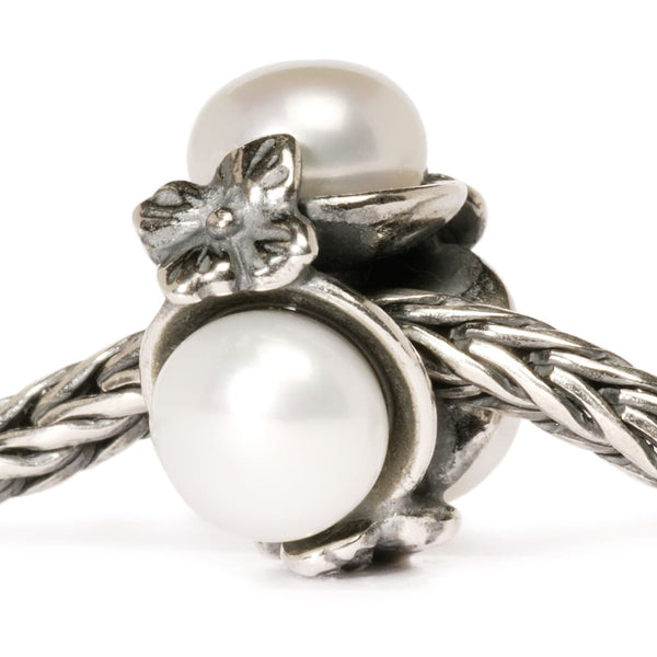 Triple Pearl White - Bead/Link