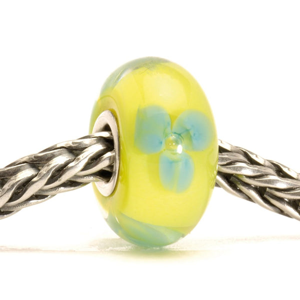 Turquoise Flower - Bead/Link