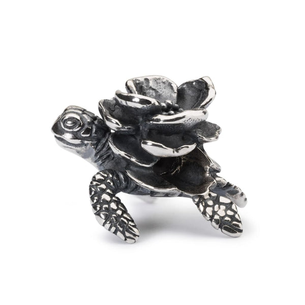 Turtle Flower - Bead/Link