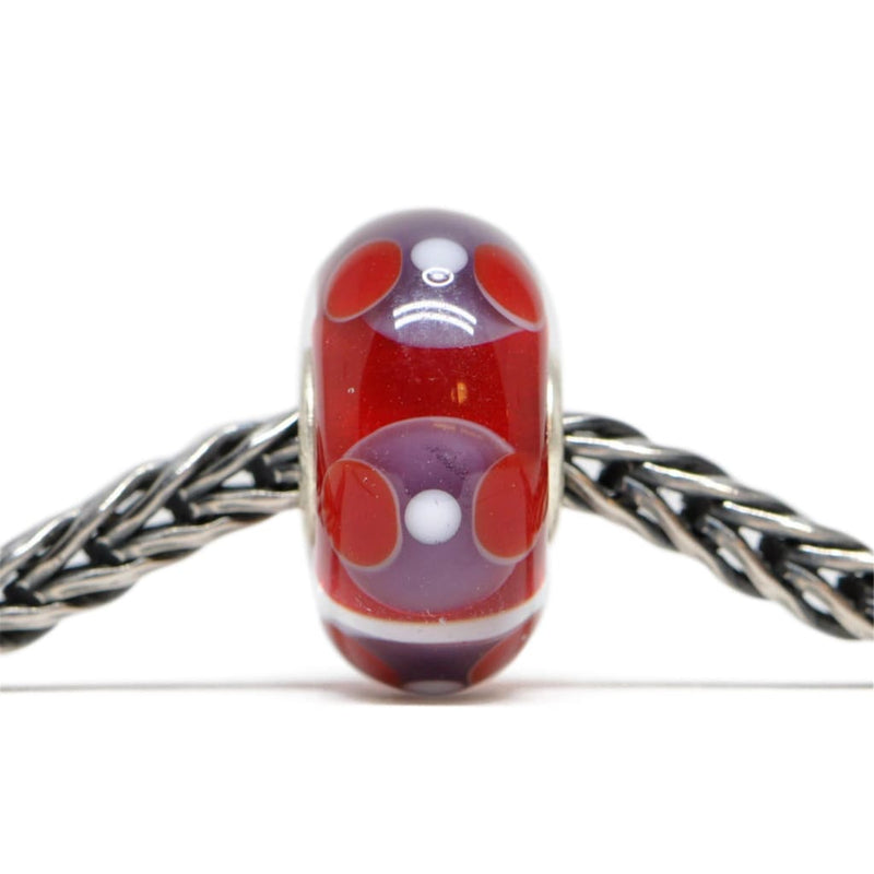 Unique Red Bead of Passion - Bead/Link