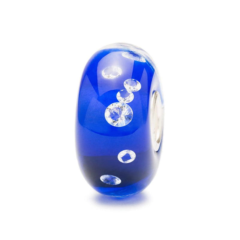 Universal Diamond Bead Blue - Bead/Link