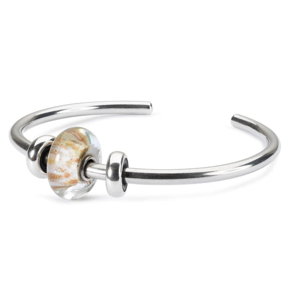 Wind of the World Silver Bangle - BOM Bangle