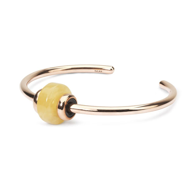 Yellow Jade Bangle - BOM Bangle