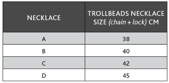 Foxtail size chart for other models in cms.
