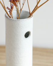 Load image into Gallery viewer, TUBE VASE - L - Blanc