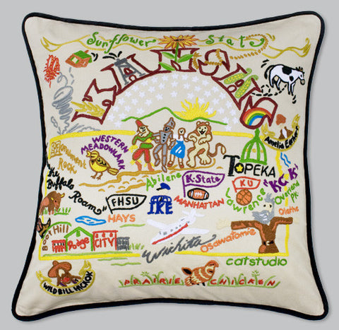 catstudio - Kansas Pillow